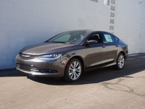 New Chrysler 200 S